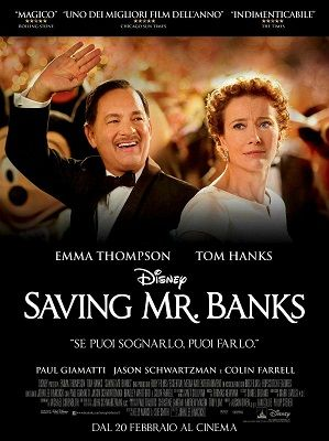 Saving Mr. Banks (2013) DVD5 Compresso - ITA