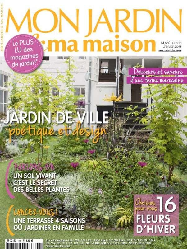 Mon Jardin & Ma Maison N°636 Janvier 2013