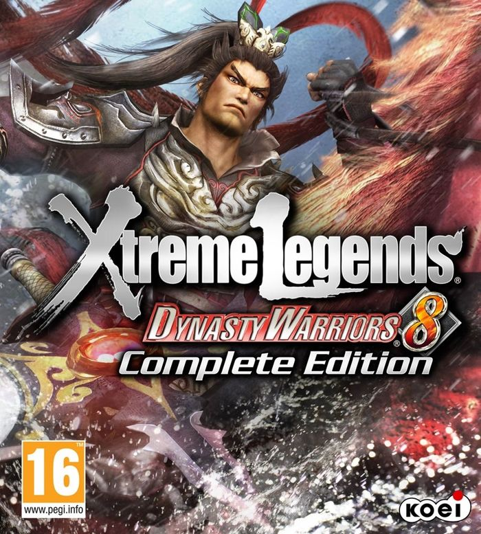 Warriors Legends Of Troy Pc Version: [ดาวน์โหลดเกม][PC] Dynasty Warriors 8 Xtreme Legends