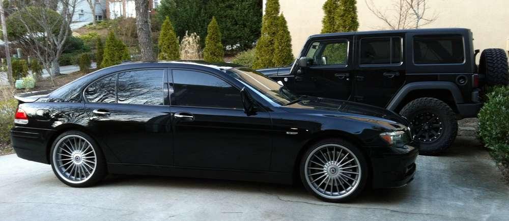 E65 Alpina B7