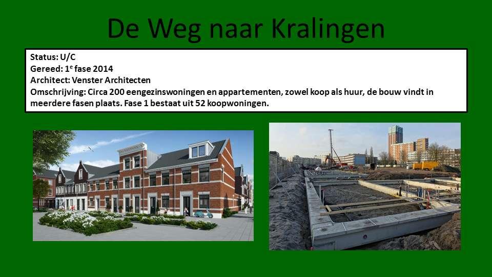 Rotterdam projectenoverzicht 2014 skyscrapercity for De tuin kralingen