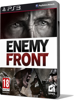[PS3] Enemy Front (2014) - ENG