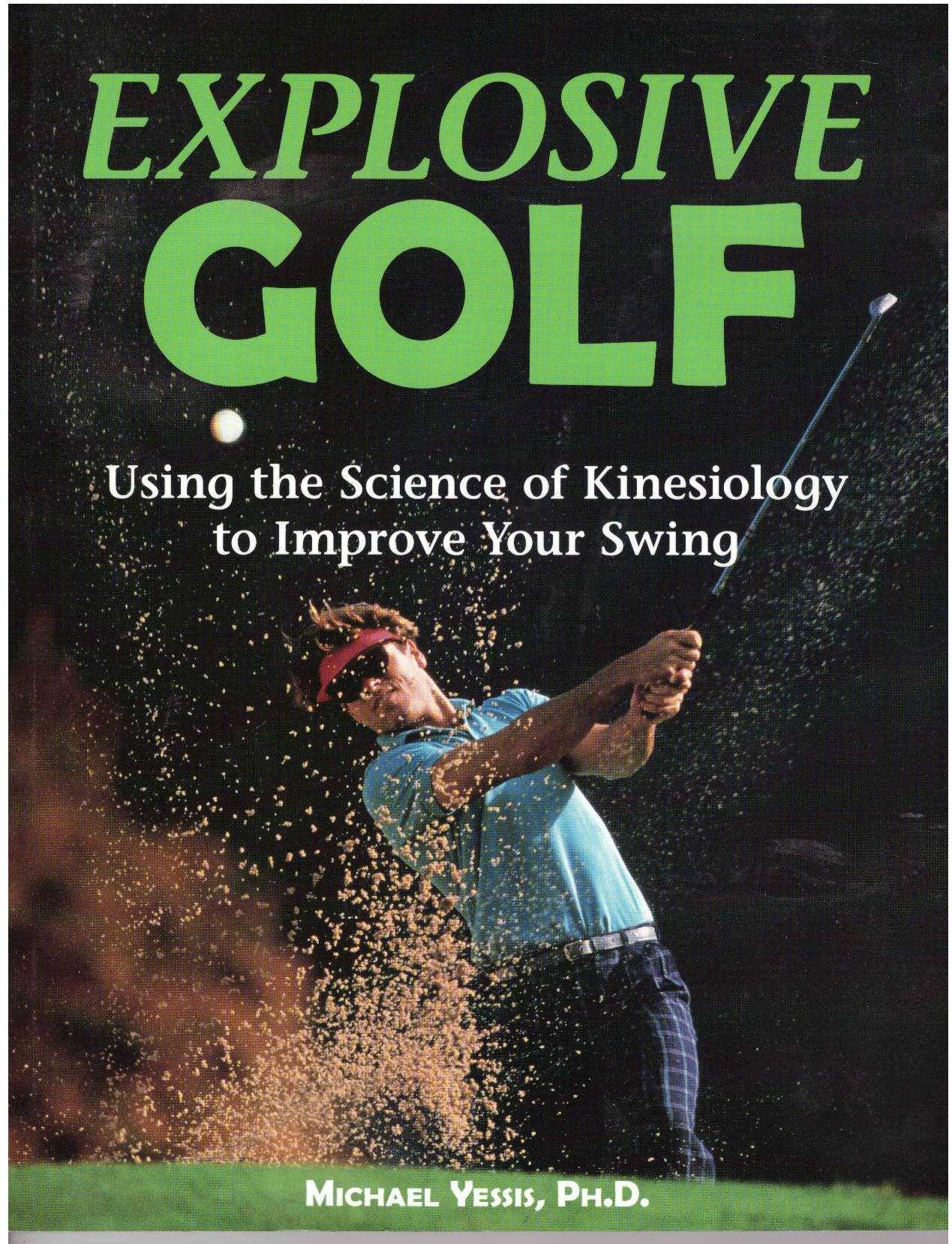Explosive Golf, Yessis, Michael