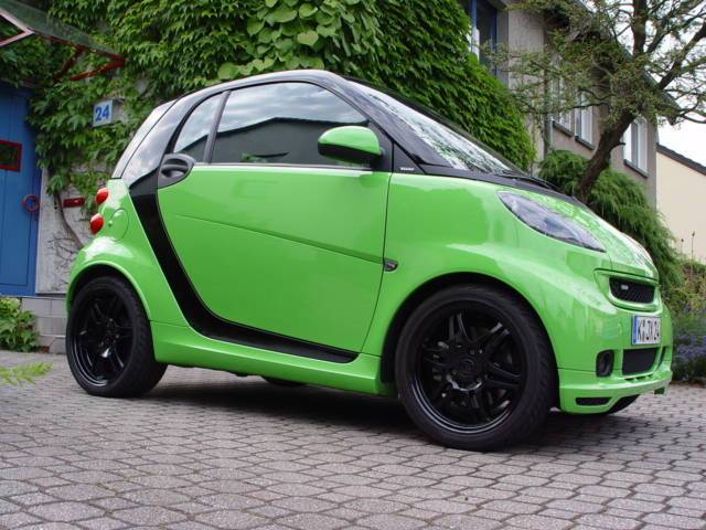 lime green panels smart car forums. Black Bedroom Furniture Sets. Home Design Ideas