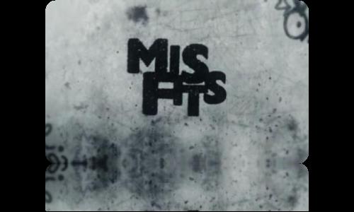 Misfits - Stagione 5 (2014) (8/8).avi - BDMux Mp3 - ITA