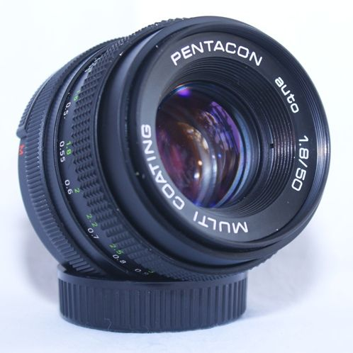 Pentacon auto 50mm f1 8 sn 5994925 for Garage sn autos 42