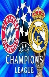 Bayern Munich vs Real Madrid 18/04/2012