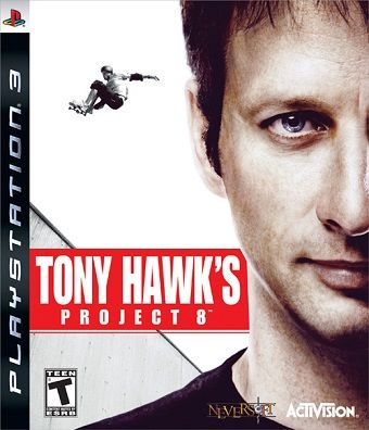 Tony Hawk's Project 8 (2007) - ENG
