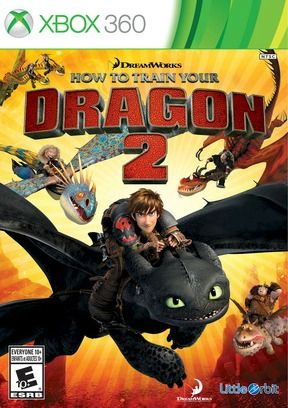 How to Train Your Dragon 2 NTSC/PAL XBOX360-PROTON/iMARS