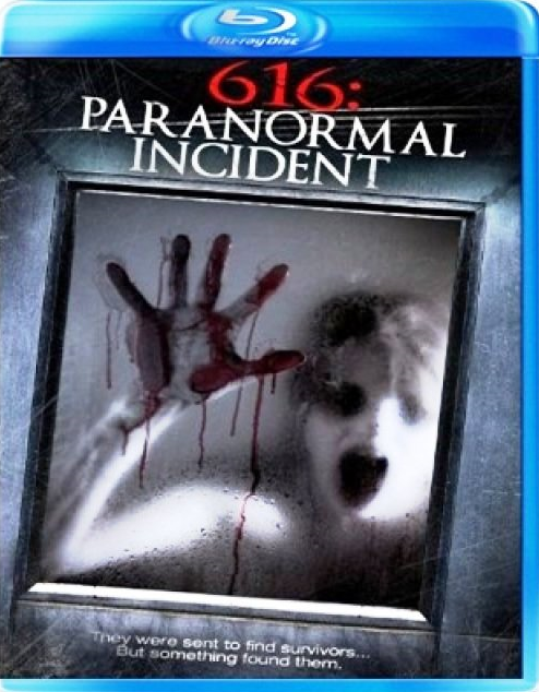 616: Paranormal Incident poster image