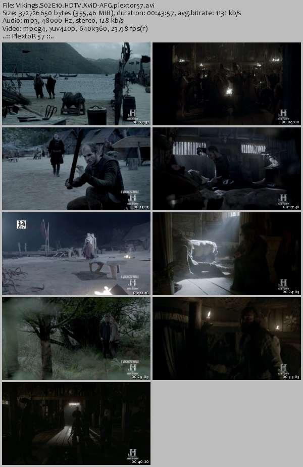 Vikings | 2.Sezon | Tüm Bölümler | HDTV XviD