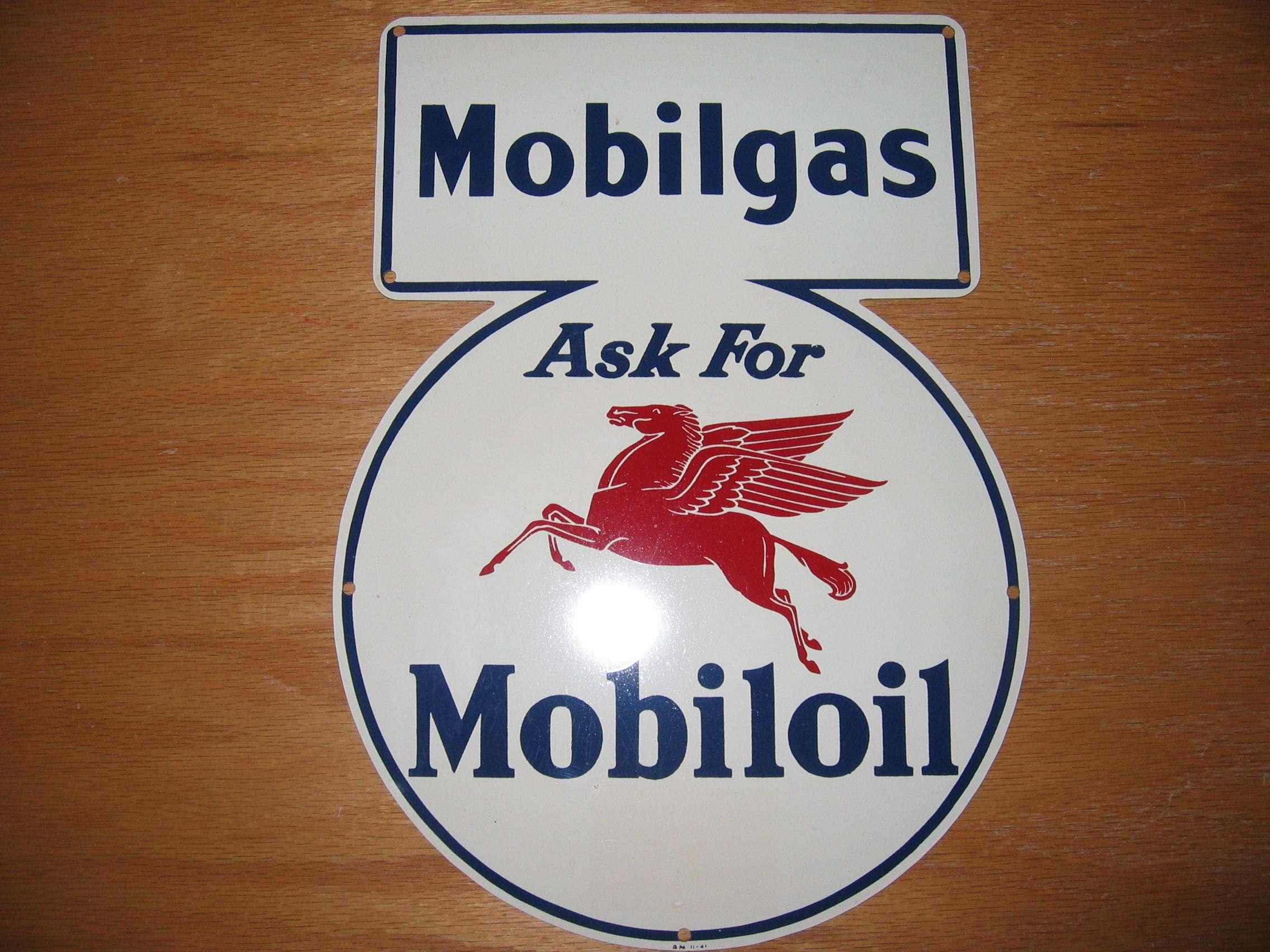 Mobilgas real or fake ? - Primarily Petroliana Shop Talk