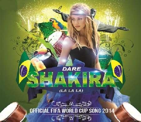 Shakira ft. Carlinhos Brown La La La Brazil 3D Half-SBS 1080P x264 indir