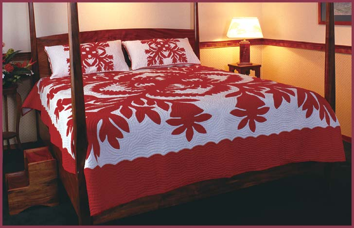 Hawaiian Quilts By Gr8 Hawaiian Gift Company